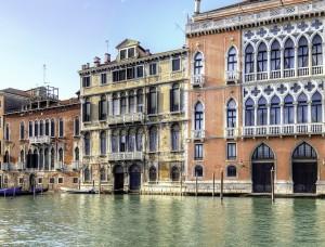 Image of palazzo on Grand Canal for Kira Catanzaro