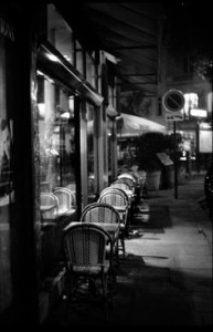 Lonely Cafe for Kira Catanzaro